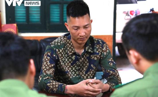 """Huấn """"Hoa Hồng"""" khai nhận về clip giả mạo bản tin Chuyển động 24h của VTV"""