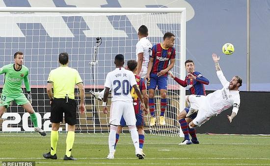 Barcelona tiếp tục phàn nàn về trận El Clasico