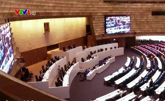 Quốc hội Thái Lan họp phiên bất thường