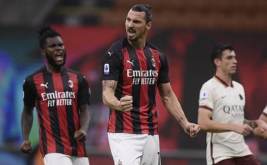 AC Milan 3-3 AS Roma: Màn rượt đuổi tỉ số kịch tính (Vòng 5 Serie A 2020/21)