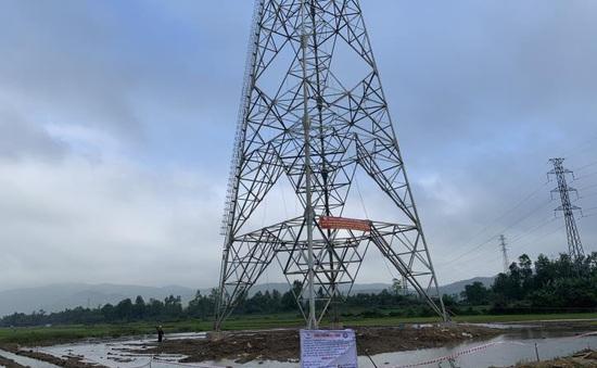 Đường dây 500KV Bắc - Nam mạch 3 chậm tiến độ, miền Nam đối diện nguy cơ thiếu điện