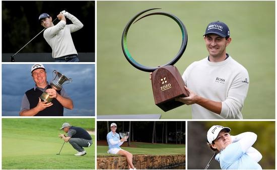 Nhìn lại những nhà vô địch tại các giải golf cuối tuần qua
