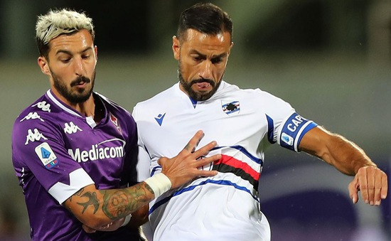 Fiorentina 1-2 Sampdoria: 3 điểm đầu tiên cho đội khách (Vòng 3 Serie A 2020/21)