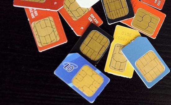 Thu hồi hơn 22 triệu SIM rác trên thị trường