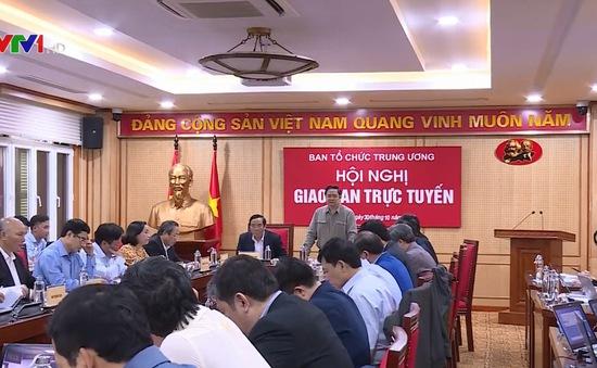 Trưởng Ban Tổ chức Trung ương: Cần chuẩn bị thật tốt cho Đại hội XIII của Đảng