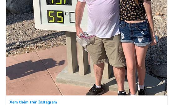 """Cảnh báo tử vong vì nắng nóng với trào lưu """"Du lịch nhiệt"""""""