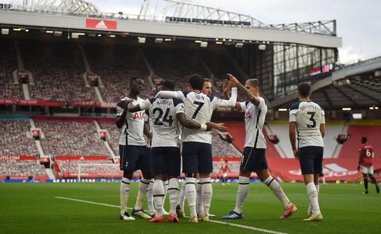 Kết quả Man Utd 1-6 Tottenham: Kane, Son Heung-min lập cú đúp, Mourinho và học trò thắng đậm ngày trở về Old Trafford