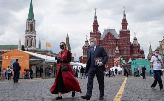 Phát miễn phí thuốc đặc trị COVID-19 cho bệnh nhân ở Moscow, Nga