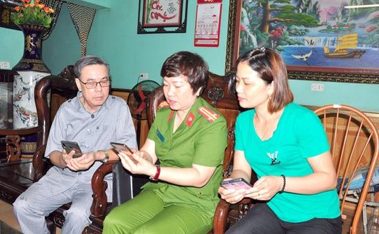 """""""Cầu nối số"""" giúp tăng cường an ninh tại Tuyên Quang"""