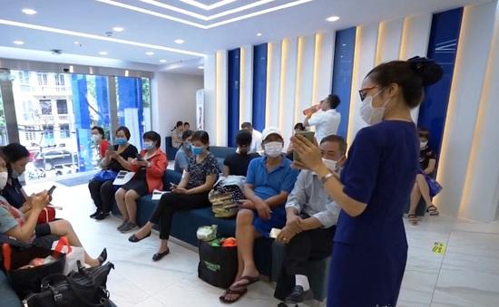 Nhiều người vào bệnh viện chưa chủ động bật Bluezone để truy vết COVID-19