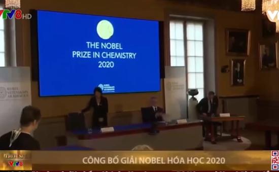 Giải Nobel Hóa học năm 2020 đã có chủ