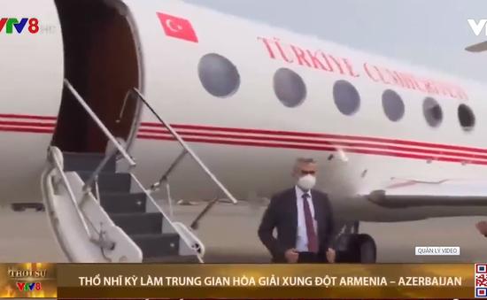 Thổ Nhĩ Kỳ làm trung gian hòa giải xung đột Armenia - Azerbaijan
