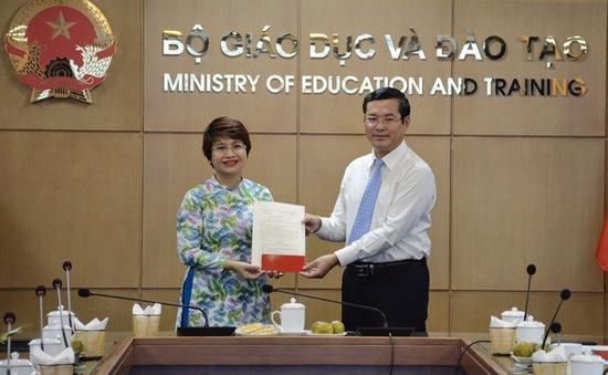 Nhân sự mới tại Bộ GD&ĐT, Hà Nội, Phú Yên, Hòa Bình