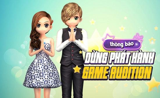 Audition - Tựa game đình đám một thời ngừng hoạt động sau 14 năm gắn bó tại Việt Nam