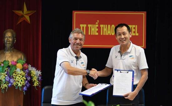 Nguyên Giám đốc kỹ thuật của VFF trở thành người CLB Viettel