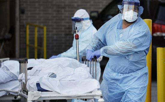 WHO ghi nhận số ca mắc COVID-19 trong ngày cao nhất trên toàn cầu
