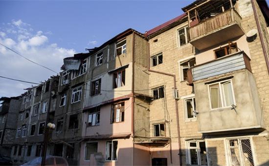 Xung đột tại Nagorny-Karabakh: Armenia, Azerbaijan và Nga ký thỏa thuận chấm dứt xung đột