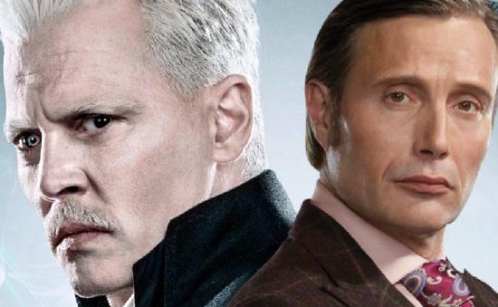 "Sao ""Hannibal"" thay thế Johnny Depp trong ""Fantastic Beasts 3""?"