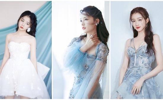 Dàn trai xinh gái đẹp đổ bộ ngày hội 11/11 ở Trung Quốc