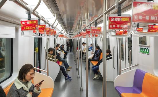 Hệ thống Metro Thượng Hải chấp nhận thanh toán bằng thẻ tín dụng quốc tế