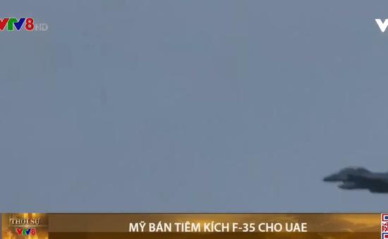 Mỹ bán tiêm kích F-35 cho UAE