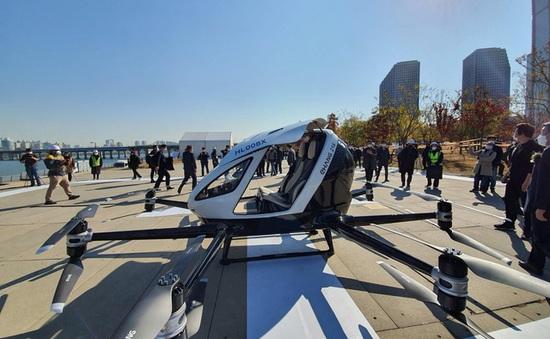Thử nghiệm taxi bay không người lái tại Hàn Quốc