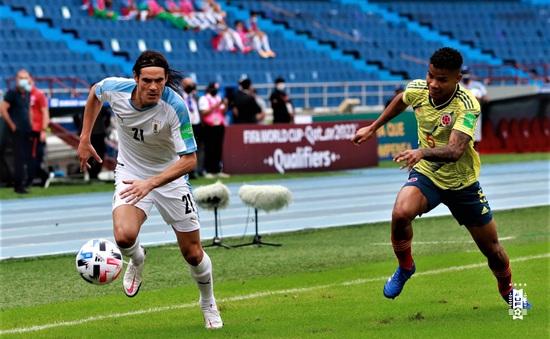 ĐT Colombia 0-3 ĐT Uruguay: Chiến thắng dễ dàng cho đội khách