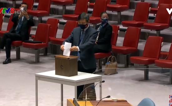 Liên Hợp Quốc bỏ phiếu bầu 5 thẩm phán toà án quốc tế
