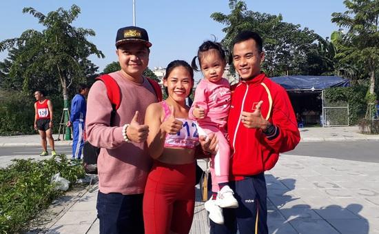Những CĐV đặc biệt của Nguyễn Thị Thanh Phúc