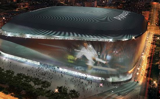 Real Madrid và kỳ vọng về dự án nâng cấp sân Santiago Bernabeu