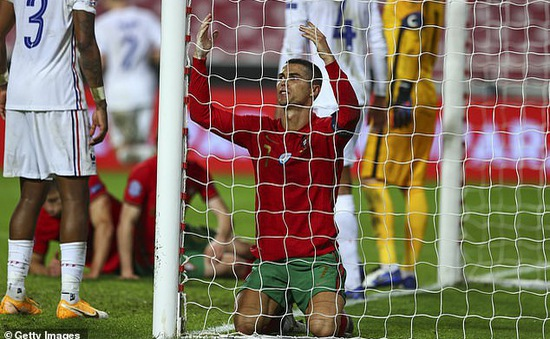 ĐT Bồ Đào Nha 0-1 ĐT Pháp: Ronaldo và đồng đội hết cơ hội đi tiếp tại UEFA Nations League