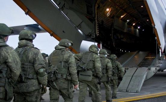 Nga triển khai lực lượng gìn giữ hòa bình đến Nagorno - Karabakh
