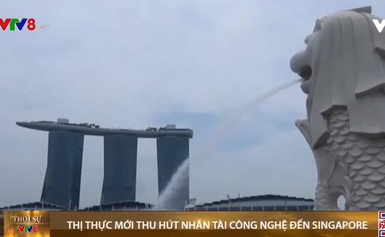 Singapore triển khai thị thực đặc biệt thu hút nhân tài công nghệ