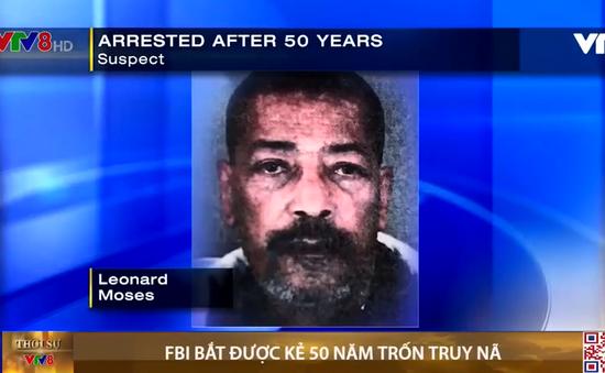 FBI bắt được kẻ 50 năm trốn truy nã