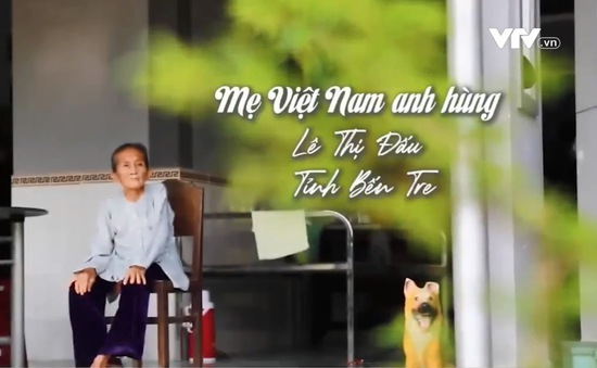 Mẹ Việt Nam anh hùng xây dựng nông thôn mới
