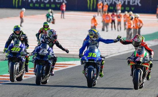 Mùa giải MotoGP 2020 đầy biến động với chức VĐTG của Joan Mir