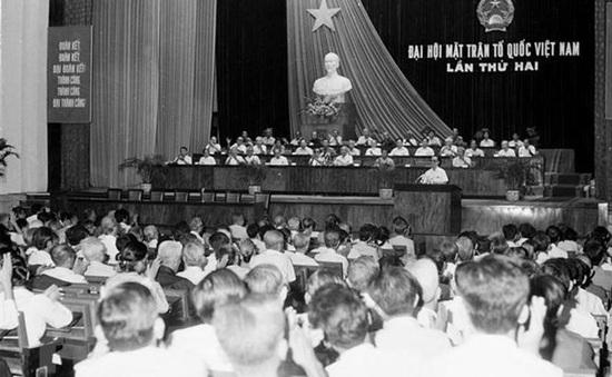 90 năm vì sự nghiệp Đại đoàn kết toàn dân