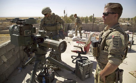 Mỹ giảm quân số tại Afghanistan và Iraq