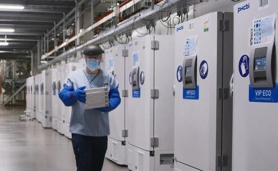 Ngành vận tải hàng không chuẩn bị cho việc phân phối vaccine COVID-19