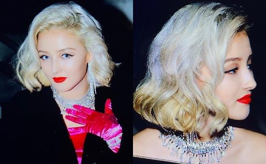 Nancy (Momoland) quyến rũ khi hóa thân thành Marilyn Monroe