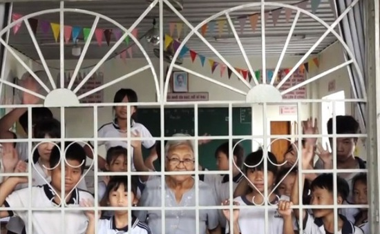Lớp học tình thương hơn 20 tuổi của bà giáo về hưu
