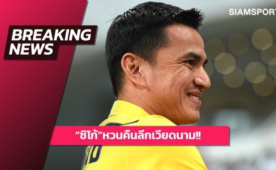 Báo Thái: Hoàng Anh Gia Lai đã chốt xong hợp đồng với HLV Kiatisuk