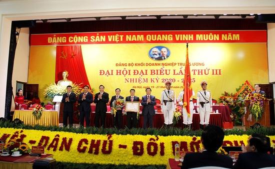 Vai trò của tổ chức đảng trong tái cơ cấu doanh nghiệp nhà nước thuộc Đảng bộ Khối Doanh nghiệp Trung ương
