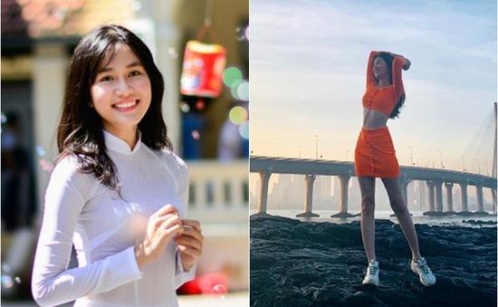 """Nhan sắc và học vấn """"đỉnh"""" của hai Á hậu Việt Nam 2020"""