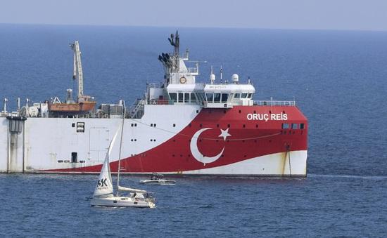 Thổ Nhĩ Kỳ gia hạn hoạt động khảo sát địa chất tại Địa Trung Hải