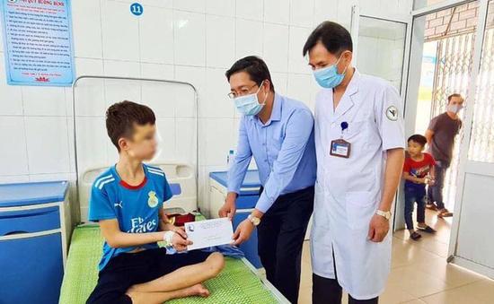 Sức khỏe bé trai bị bạo hành ở Bắc Ninh hiện giờ ra sao?