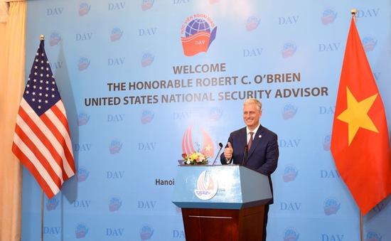 """Hoa Kỳ ủng hộ Việt Nam """"mạnh, độc lập và thịnh vượng"""""""