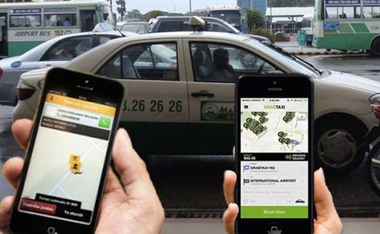 Hiệp hội taxi 3 miền tố sai phạm của Grab lên Quốc hội