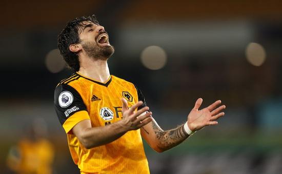 Kết quả, BXH các giải bóng đá VĐQG châu Âu sáng 24/11: Wolverhampton chia điểm trên sân nhà, Burnley giành chiến thắng nghẹt thở