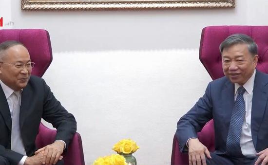 Tăng cường hợp tác an ninh Việt Nam - Trung Quốc